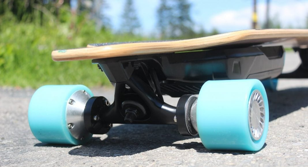 longboard elektryczny napęd