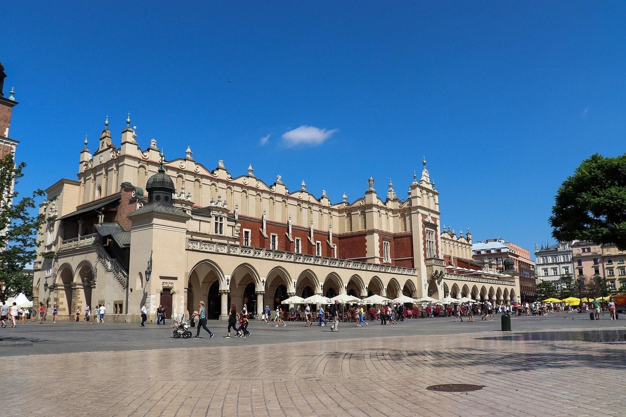Najstarsze polskie miasto - Kraków