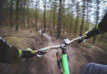 Profesjonalne zabezpieczenie i ochrona kolan rowerzysty
